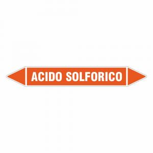 Adesivo per tubazioni Acido solforico