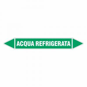 Adesivo per tubazioni Acqua refrigerata