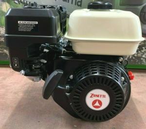 MOTORE A SCOPPIO A BENZINA ZANETTI ZMB210 - 208cc - 5,15 kw - Albero cilindrico L2 Ø 19,05
