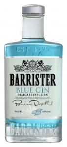BARRISTER –BLUE