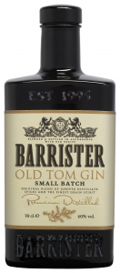 BARRISTER – OLD TOM