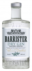 BARRISTER – DRY