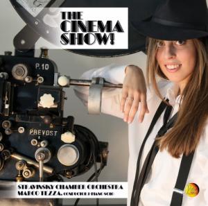 THE CINEMA SHOW!