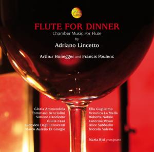 FLUTE FOR DINNER - Chamber Music for Flute