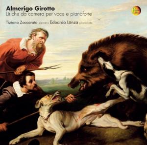 Almerigo Girotto - Liriche da camera per voce e pianoforte