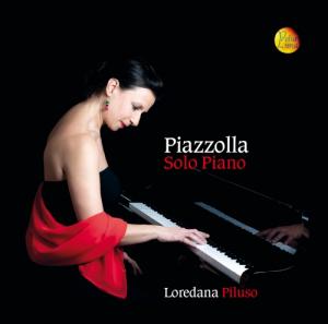 PIAZZOLLA - SOLO PIANO