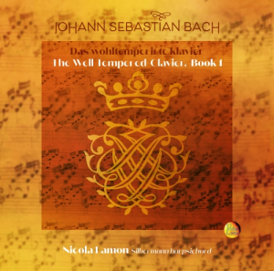 THE WELL TEMPERED-CLAVIER, BOOK 1