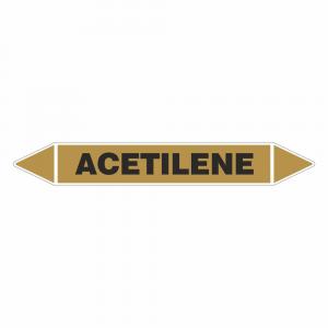 Adesivo per tubazioni Acetilene