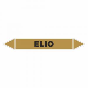Adesivo per tubazioni Elio