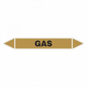 Adesivo per tubazioni Gas