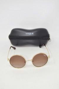 Occhiali Da Sole Vogue Vo 4085-s 848/13 50-19 135 3n Con Custodia ( difetto Lente )