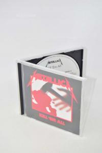 Metallica – Kill 'Em All Cd