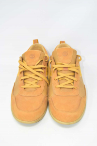 Shoes Man Timberland Sand N° 45.5 Made In Cambodia