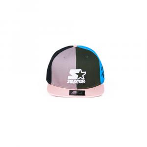 Starter® Caps Unisex: BLOCK COLORS