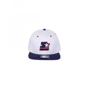 Starter® Caps Unisex: WHITE