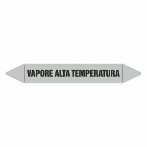 Adesivo per tubazioni Vapore alta temperatura