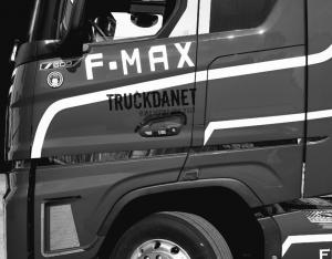 FORD F-MAX Contorno maniglia e inserto maniglia in acciaio inox lucido (aisi304)