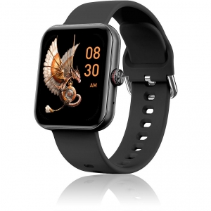 Orologio unisex Smartwatch David Lian New York nero DL113