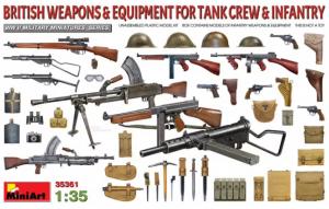 British Weapons & equipment