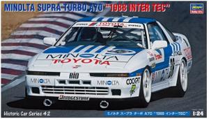 Toyota Minolta Supra Turbo A70