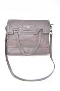 Faux-leather Bags Sisley 36x26x12 Cm