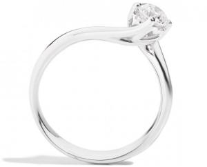 ReCarlo Anello Anniversary - Valentino, Diamante ct. 0,51
