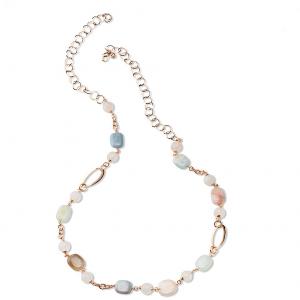 Sovrani collana donna Cristal Magique Coralise J6146