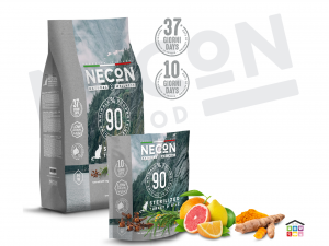 Necon turkey and rice steril per gatti 1.5kg