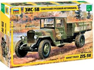 Soviet Truck ZIS-5V