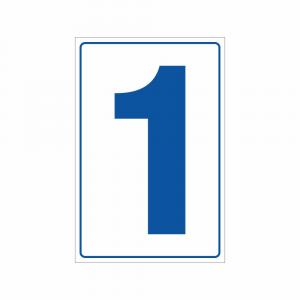 Cartello Numero 1