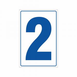 Cartello Numero 2