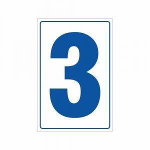 Cartello Numero 3