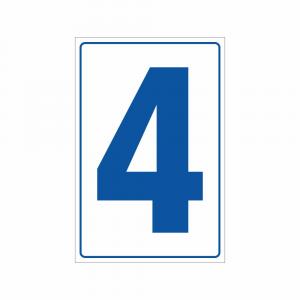 Cartello Numero 4