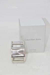 Watch Steel Calvin Klein Hard