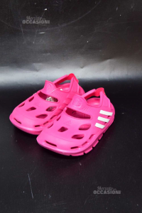 Sandals Baby Girl Rubber -x- Adidas N° 25