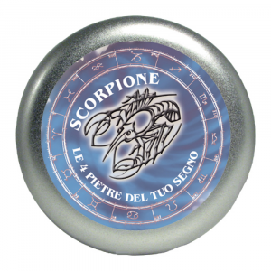 Le 4 pietre dello Scorpione