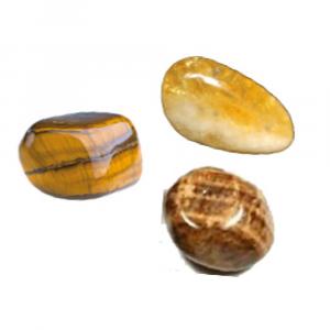 Le 3 pietre del III° Chakra Manipura