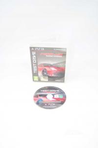 Video Game Ps3 Ferrari Rancing Legends
