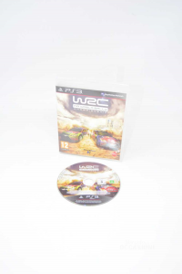 Video Game Ps3 Wrc - Fia World Rally Championship