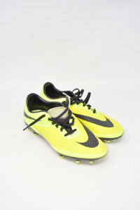 Soccer Shoes Nike Yellow Fluo N°.40