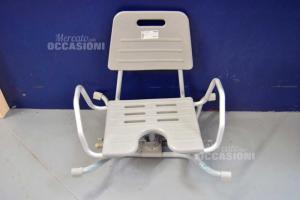 Chair Per Tub Per Disabled Butx130 Kg Grey