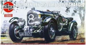 1930 4.5 litre Bentley