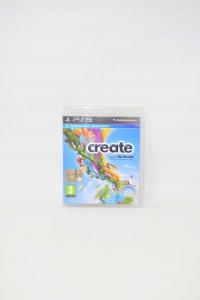 Videogioco Ps3 Create - La Tua Fantasia