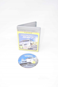Video Game Ps3 Need For Speed Shift Platinum