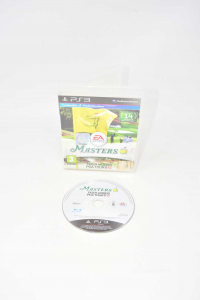 Video Game Ps3 Masters Tiger Woods Pga Tour 12