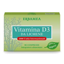 VITAMINA D3 90 cpr Vegan