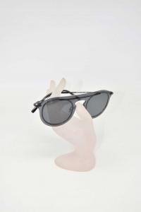 Occhiali Da Sole Dolce & Gabbana Modello DG2169 01/87 48-26 Neri (difetto)