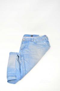 Jeans Woman Diesel Size 32 Model Lowky