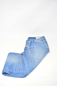 Jeans Woman Diesel Industry Cuddy Size 30
