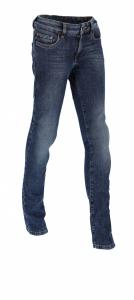 Jeans moto donna Acerbis CE PACK LADY Blu